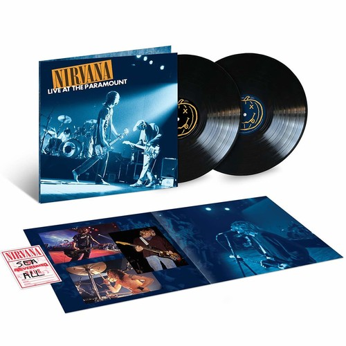 Nirvana - Live At The Paramount [2LP]