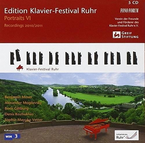 V28: Edition Ruhr Piano Festival