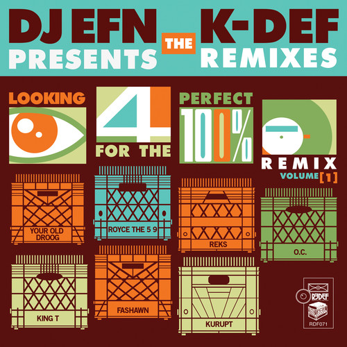 Looking for the Perfect Remix 1