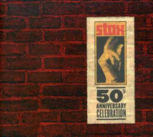Stax 50th-Best Of - Stax 50th: 50th Anniversary Celebration / Various