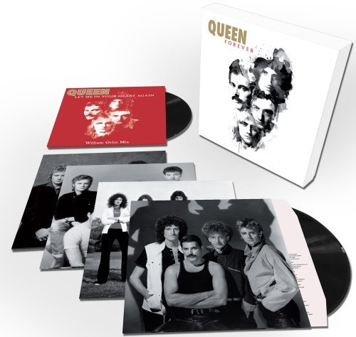 Queen - Queen Forever [Box Set]