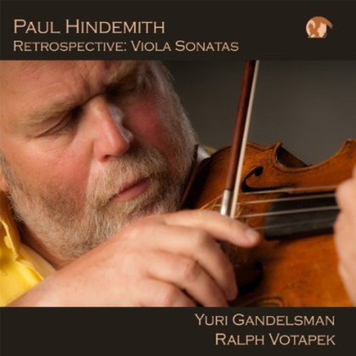 Paul Hindemith Retrospective: Viola Sonatas