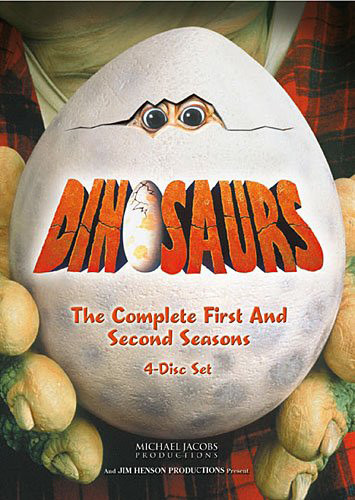 Dinosaurs: The Complete First and Second Seasons