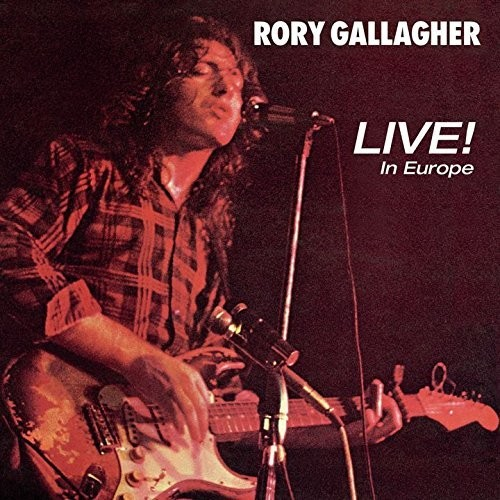 Live! In Europe [Import]