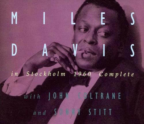 Miles Davis - Stockholm 1960 Complete [Import]
