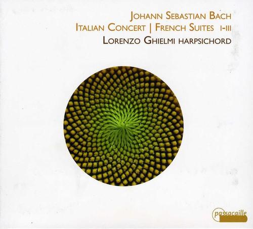 Lorenzo Ghielmi - French Suites I-Iii [Digipak]