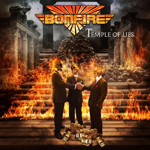 Bonfire - Temple Of Lies (Digipak) [Digipak]
