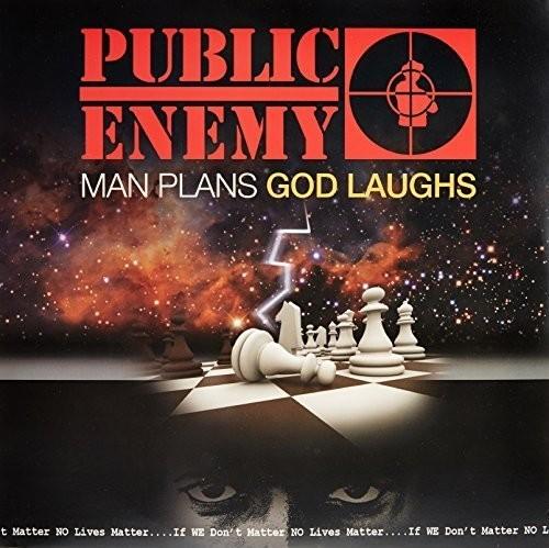 Public Enemy - Man Plans God Laughs [Vinyl]