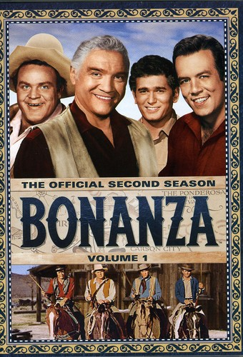 Bonanza: The Official Second Season Volume 1