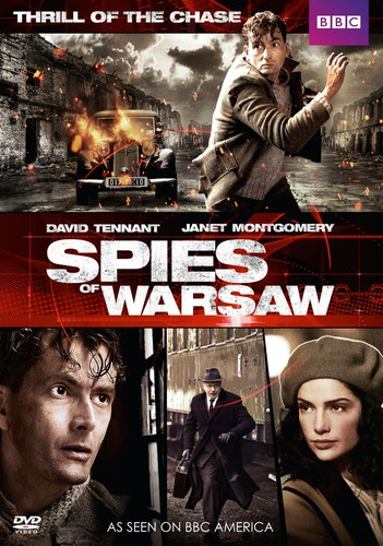 Spies of Warsaw (2012)