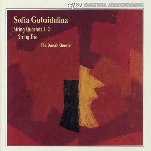 String Quartets 1-3 /  String Trio