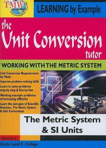 The Metric System and SI Units