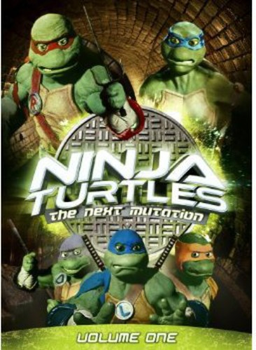 Ninja Turtles: The Next Mutation: Volume 1