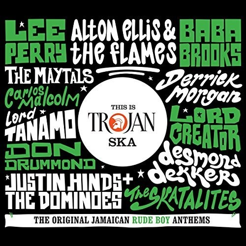 This Is Trojan Ska / Various - This Is Trojan Ska / Various (Uk)