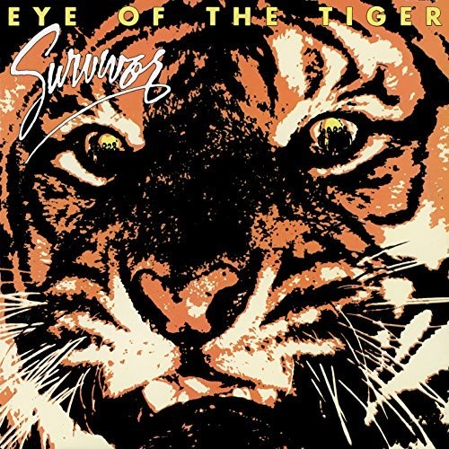 Survivor - Eye Of The Tiger (Bonus Track) [Deluxe] [Remastered] (Uk)