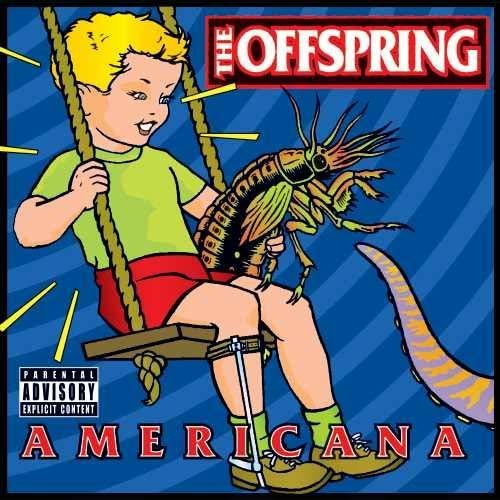 The Offspring - Americana [Red LP]