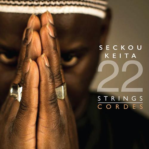 Seckou Keita - 22 Strings /  Cordes