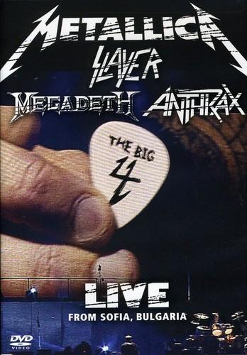 The Big 4: Live From Sofia Bulgaria