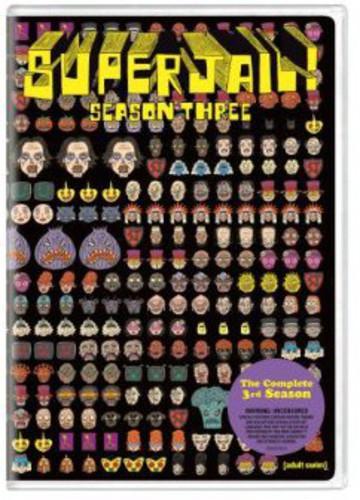 Superjail!: Season Three
