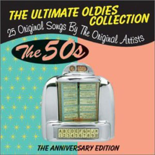 WCBS 25th Anniversary 1: Best of 50's / Various