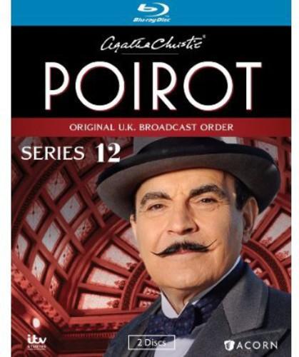 Agatha Christie's Poirot: Series 12
