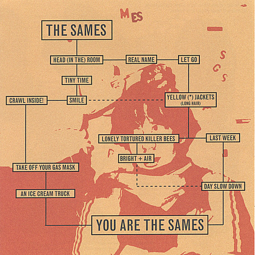 You Are the Sames