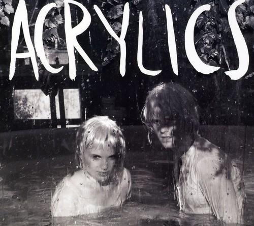 Acrylics - Lives and Treasure