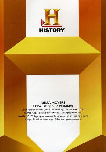 Mega Movers - Episode 3: B-25 Bomber
