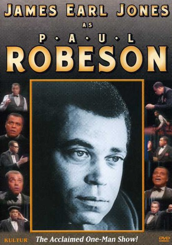 Paul Robeson: James Earl Jones One-Man Show