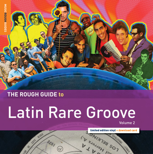 Rough Guide - Rough Guide to Latin Rare Groove 2