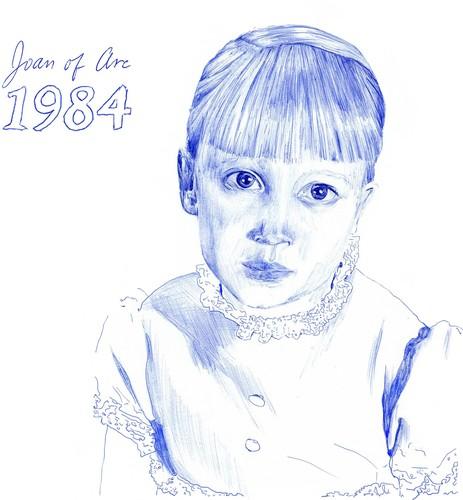 Joan Of Arc - 1984 [LP]