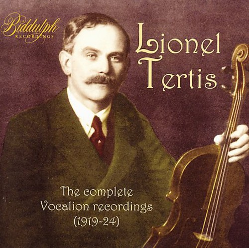 Lionel Tertis: Complete Vocalion Recordings