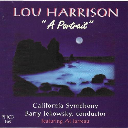 Portrait-Lou Harrison