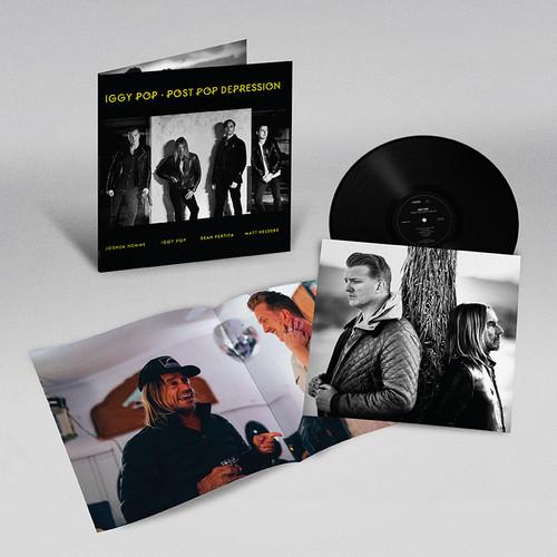 Iggy Pop - Post Pop Depression [Deluxe Edition LP]