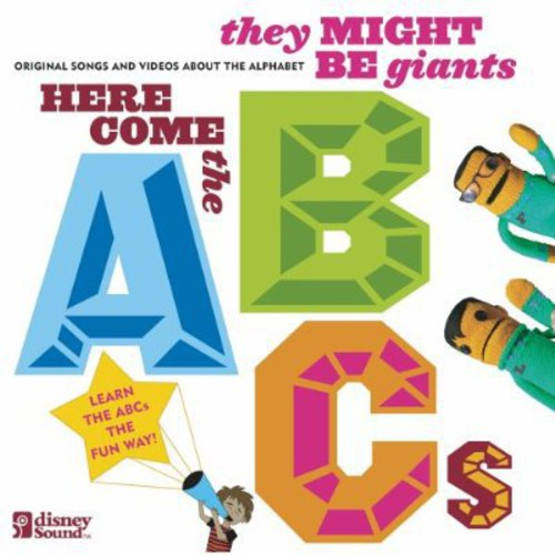 They Might Be Giants-Here Come the Abc's
