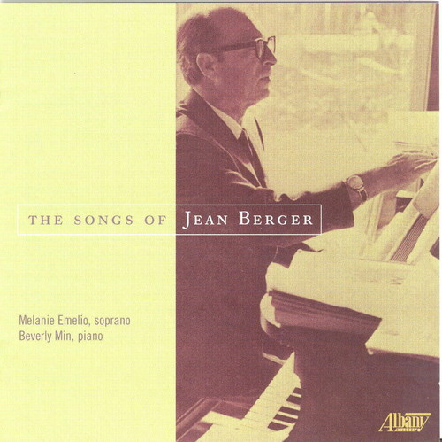Songs of Jean Berger