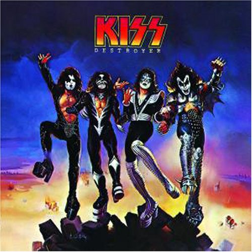 Kiss-Destroyer (remastered)