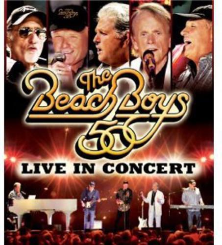 The Beach Boys - The Beach Boys: Live in Concert: 50th Anniversary Tour