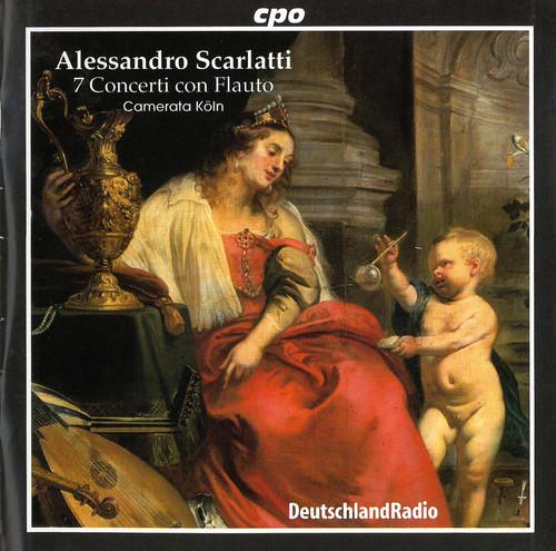Camerata Köln - Seven Concerti Con Flauto