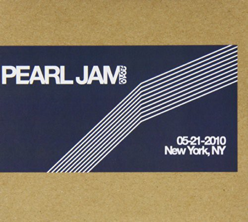 Pearl Jam - Official Bootleg: Madison Square Ny 5/21/10