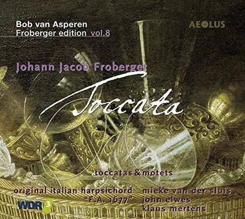 Johann Jacob Froberger: Toccata