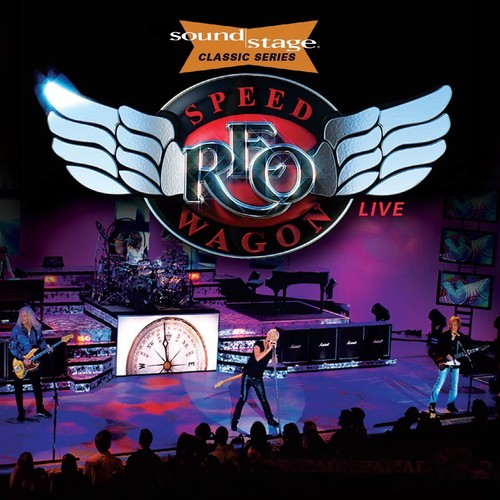 REO Speedwagon - Live On Soundstage Classic Series [CD/DVD]