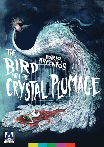 The Bird With the Crystal Plumage
