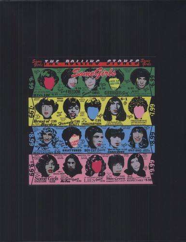 """The Rolling Stones - Some Girls [2CD/DVD/7""""] [Super Deluxe Edition]"""
