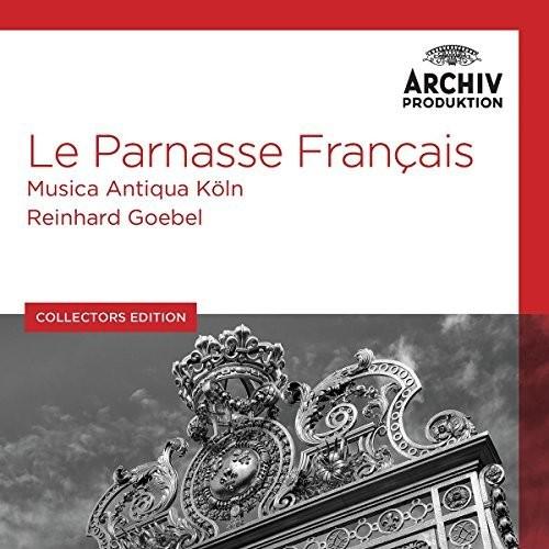 Coll Ed: Le Parnasse Francais