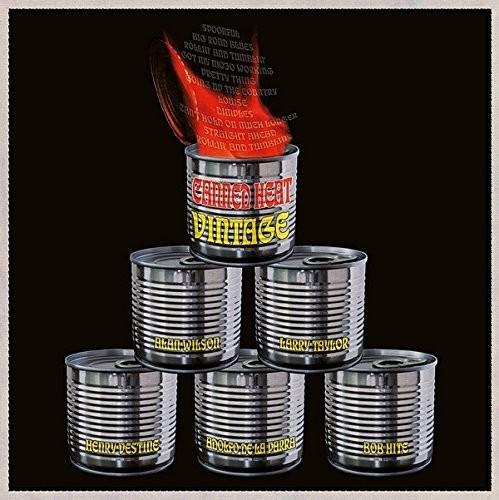 Canned Heat - Vintage (Gate) [180 Gram] [Deluxe] (Uk)