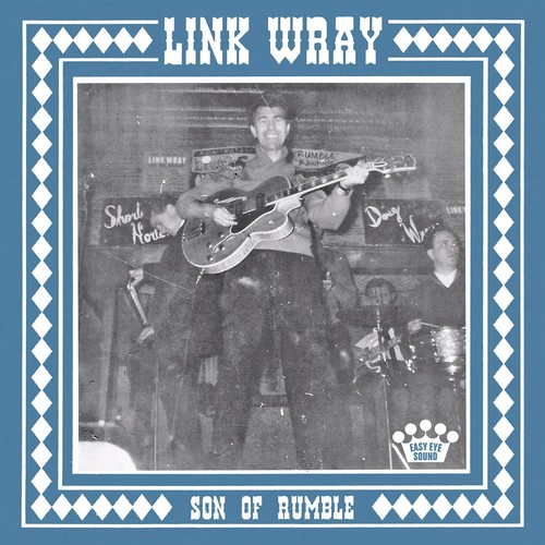 Link Wray - Son of Rumble/Whole Lotta Talking [Vinyl Single]