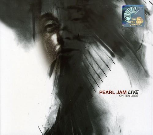 Pearl Jam-Live on Ten Legs