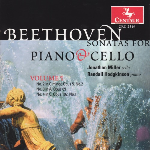 Sonatas for Piano & Cello 1
