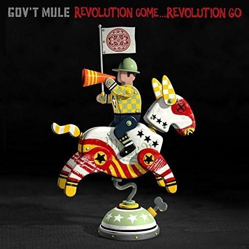 Gov't Mule - Revolution Come... Revolution Go [Import]